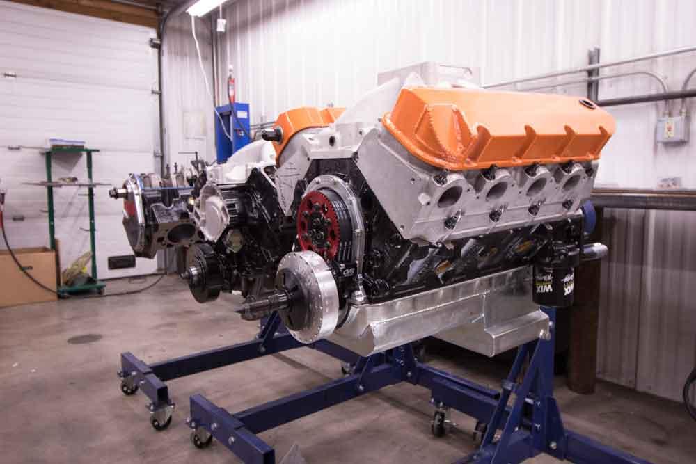 Alaska Custom Racing Engines