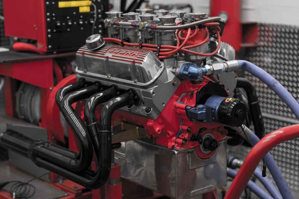 Engine Dyno Testing Shop Alaska
