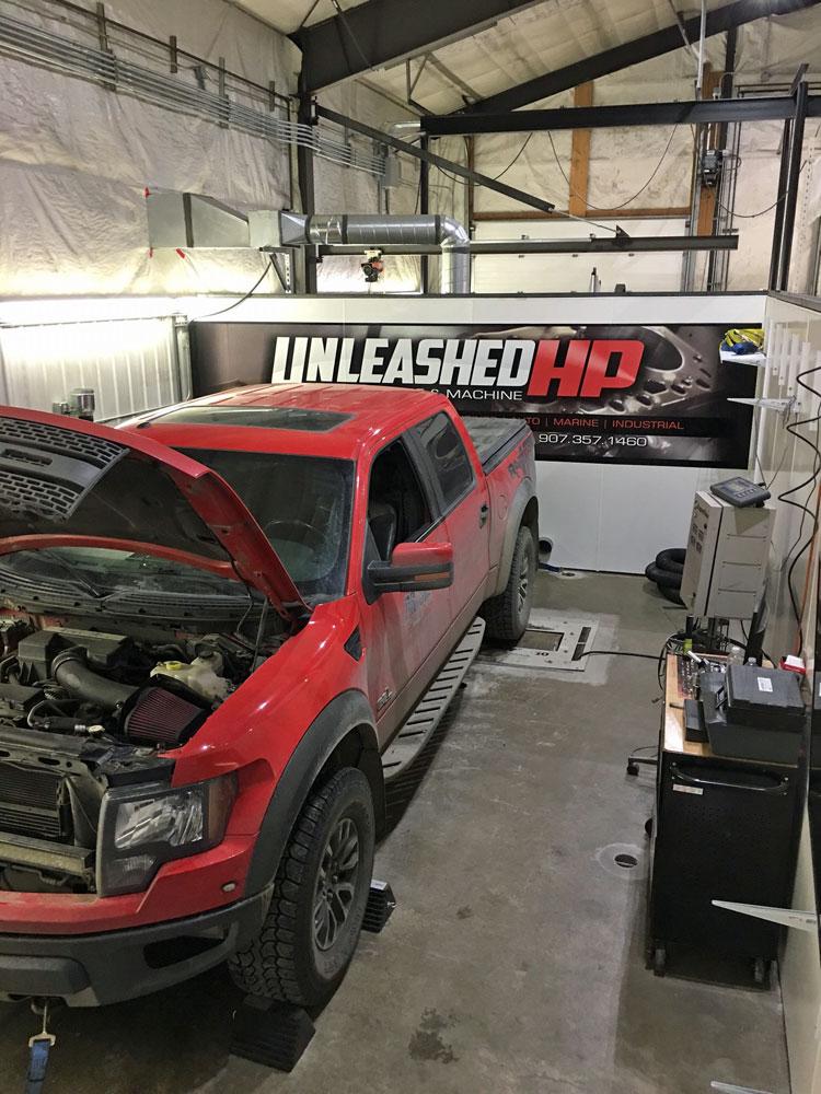 Dyno Testing Trucks